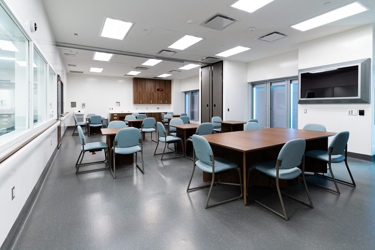 Mental Health - Dining Room