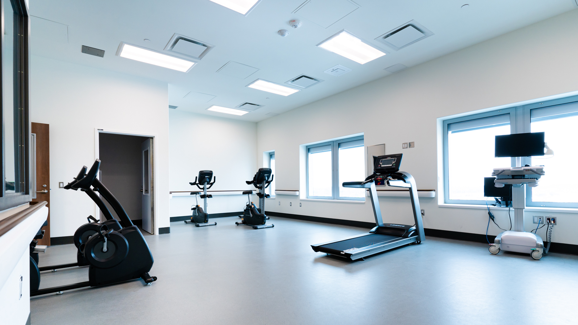 Inpatient Exercise Room