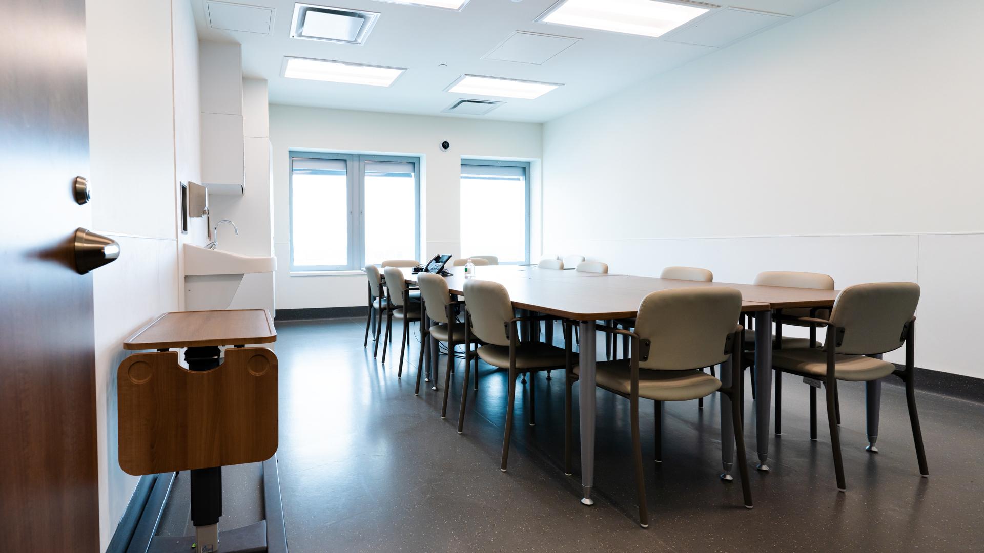 Meeting Room Mental Health