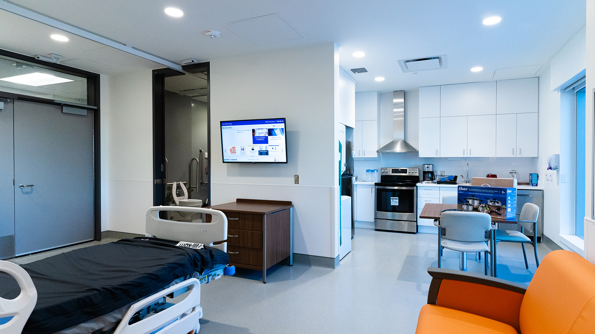 Independent Living Suite - Integrated Stroke Unit