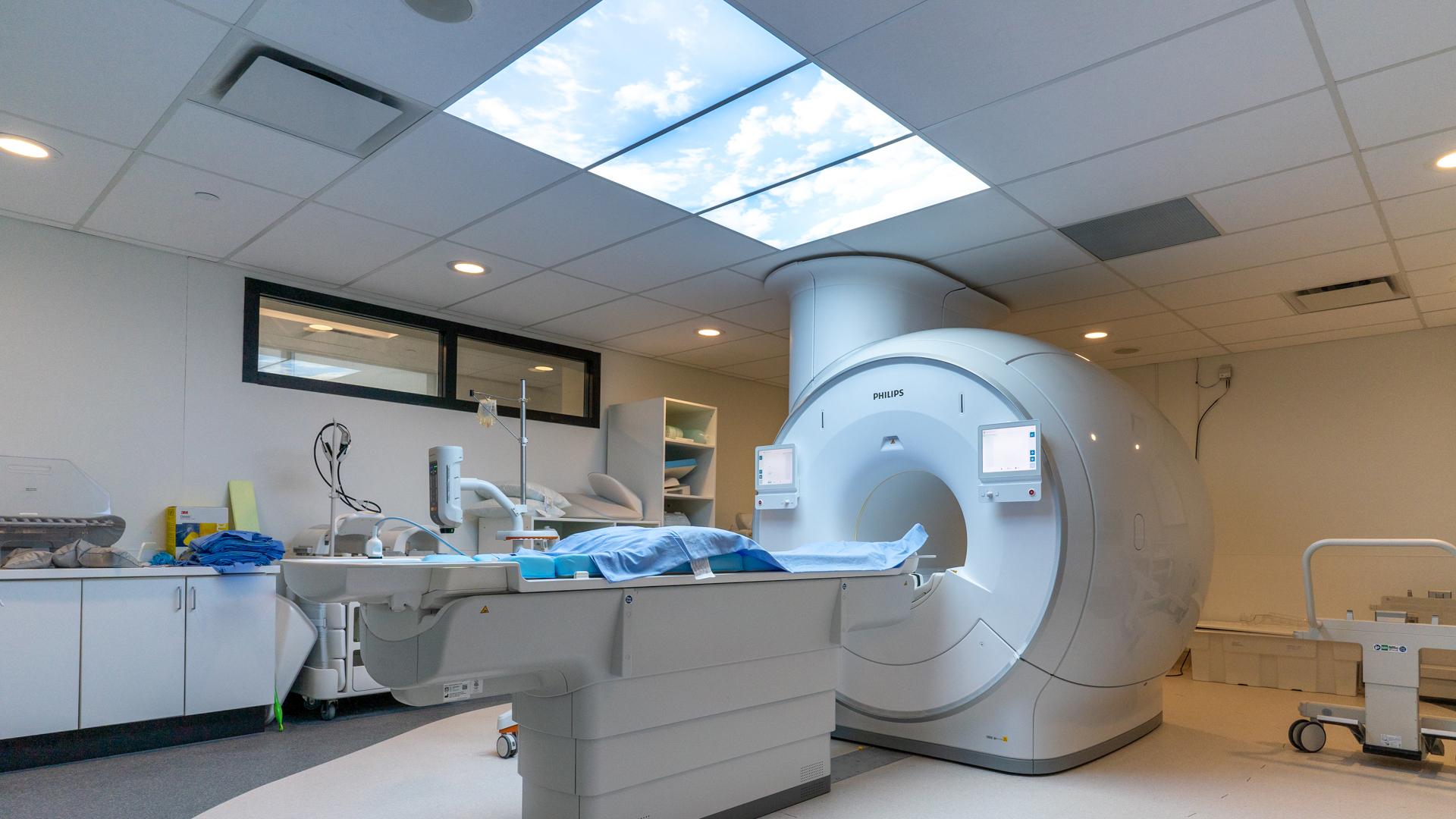 Mackenzie Health CVH MRI Suite Medical Imaging