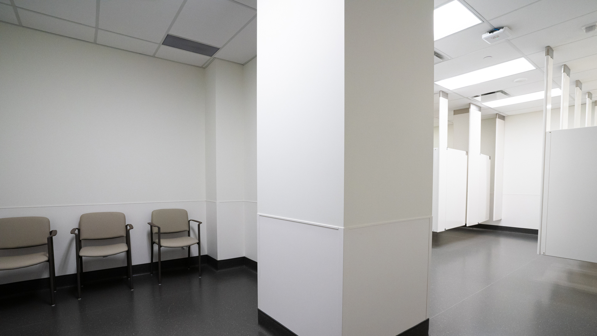 Pre-operative Change Rooms
