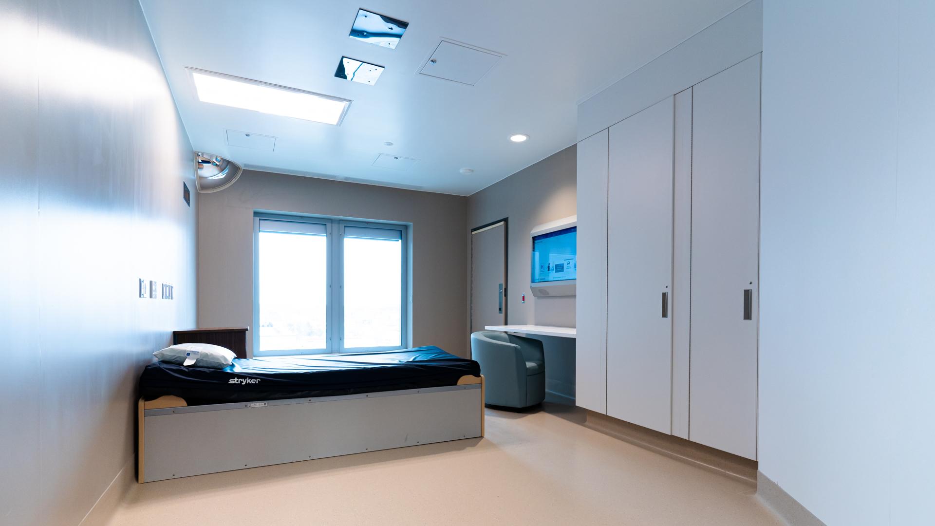 Inpatient Room - Pod A