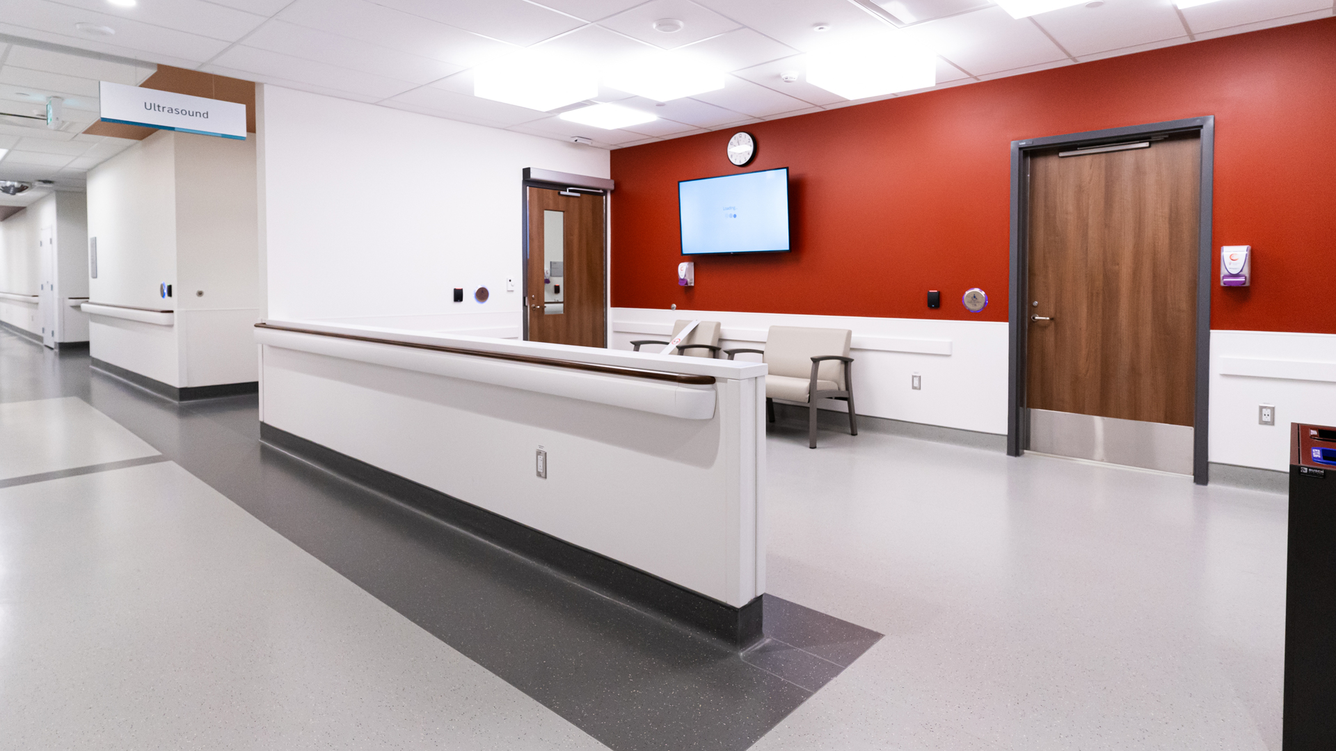 Ultrasound Outer Waiting Area