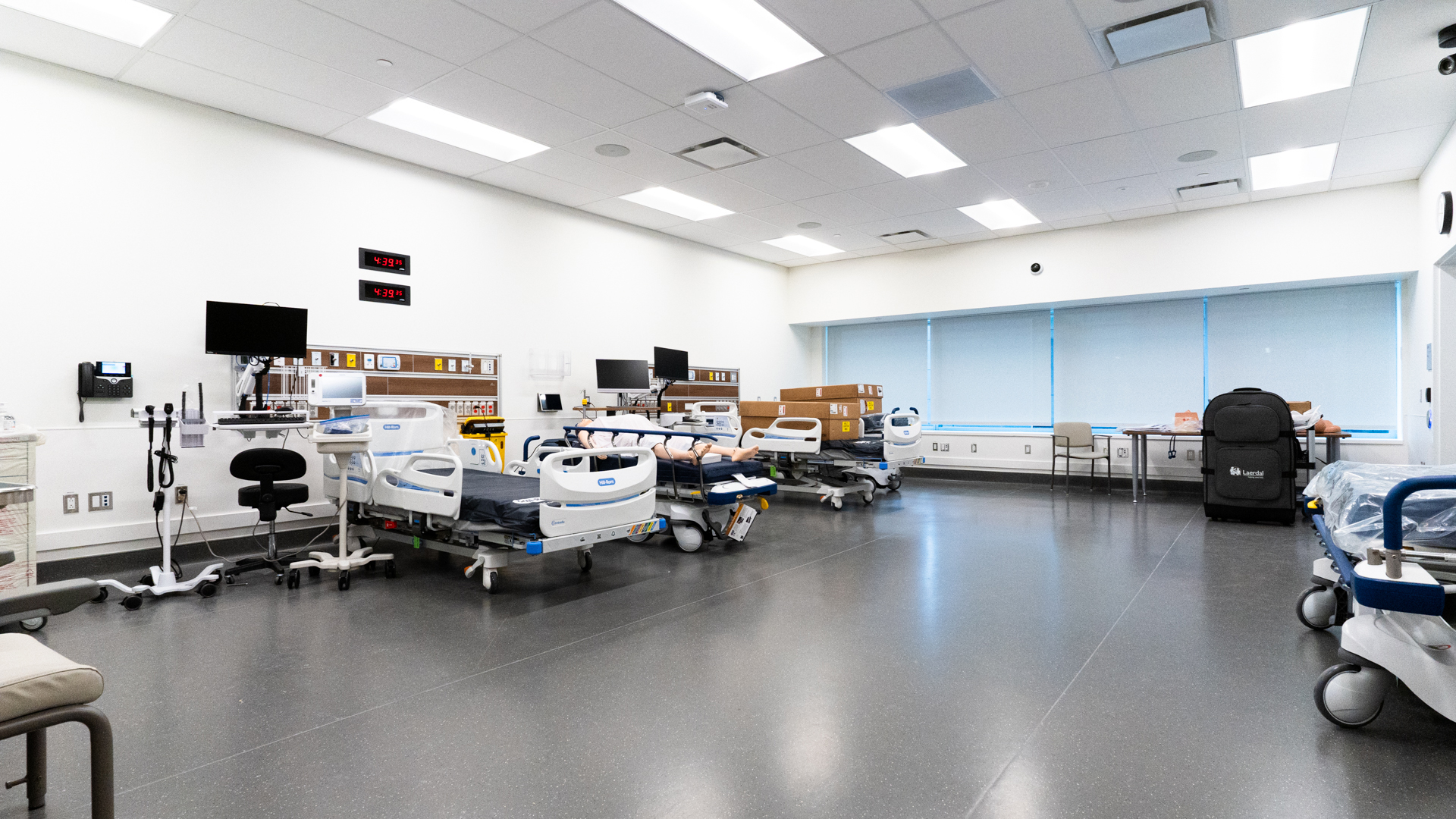 Simulation Lab - Learning Centre