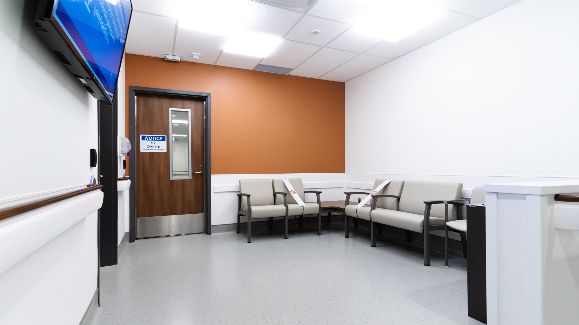 Outer Waiting Area - MRI