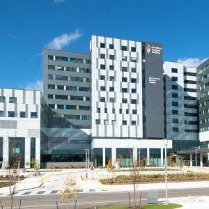 Cortellucci Vaughan Hospital De Gasperis Muzzo Tower