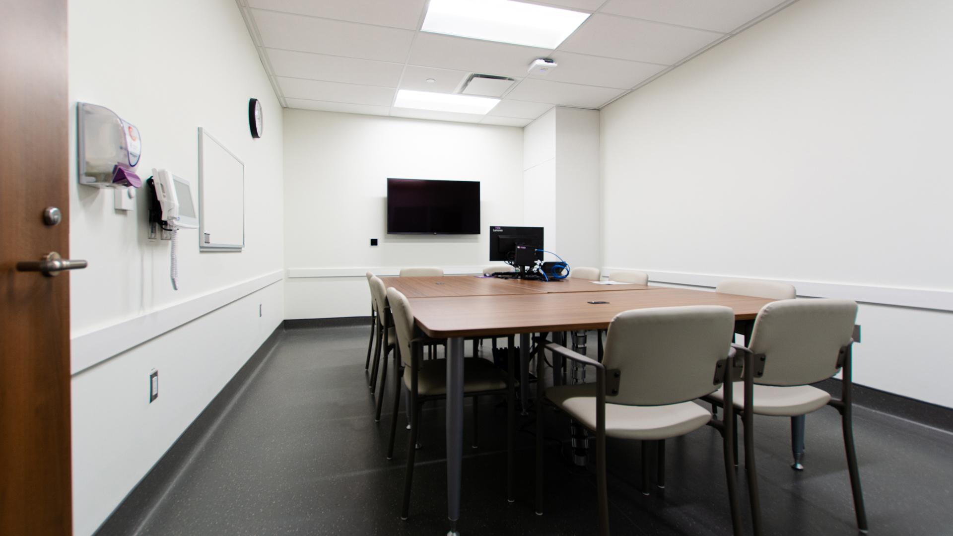 Meeting Room 8E Interior