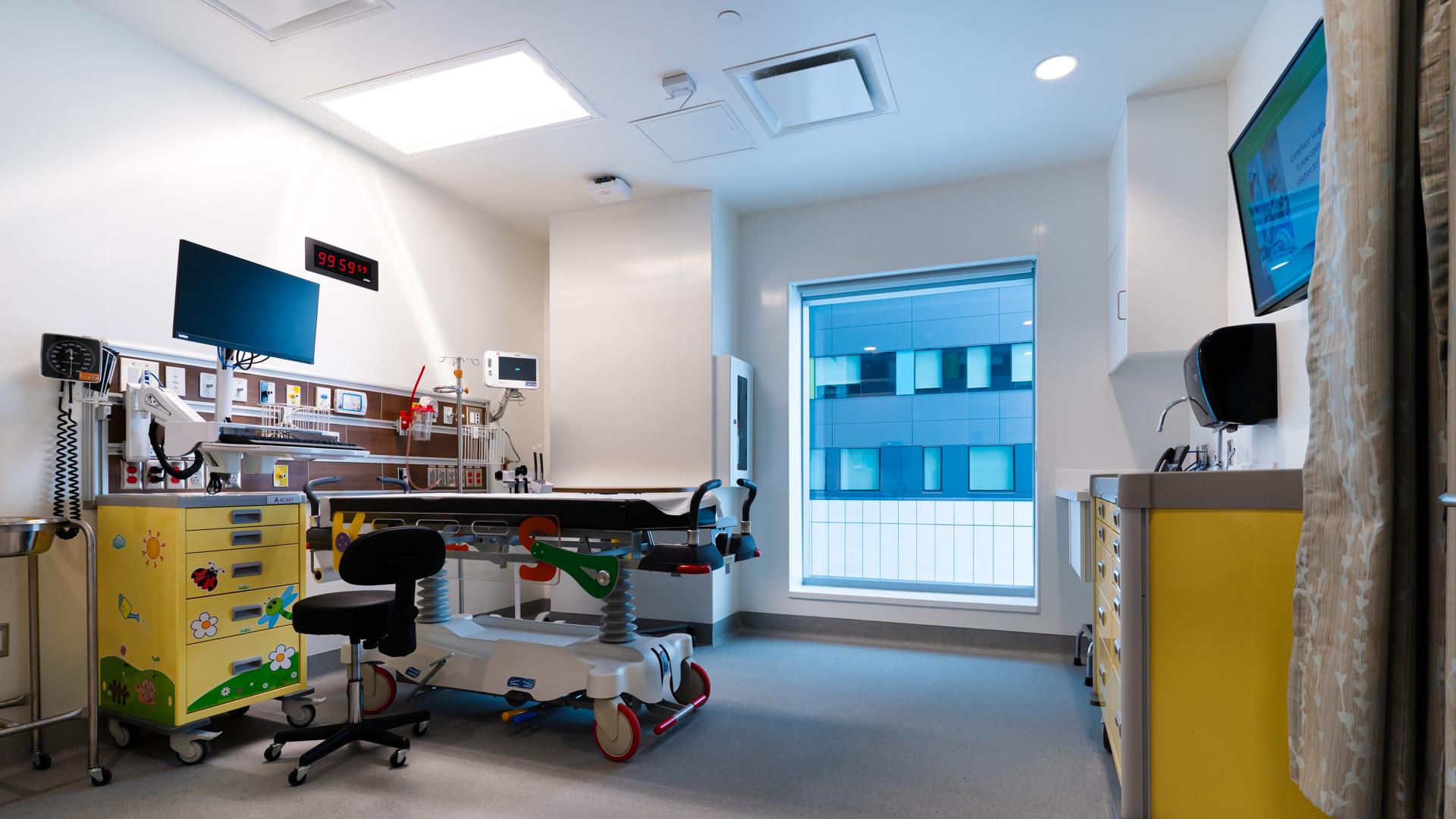 PUCC Procedure Room