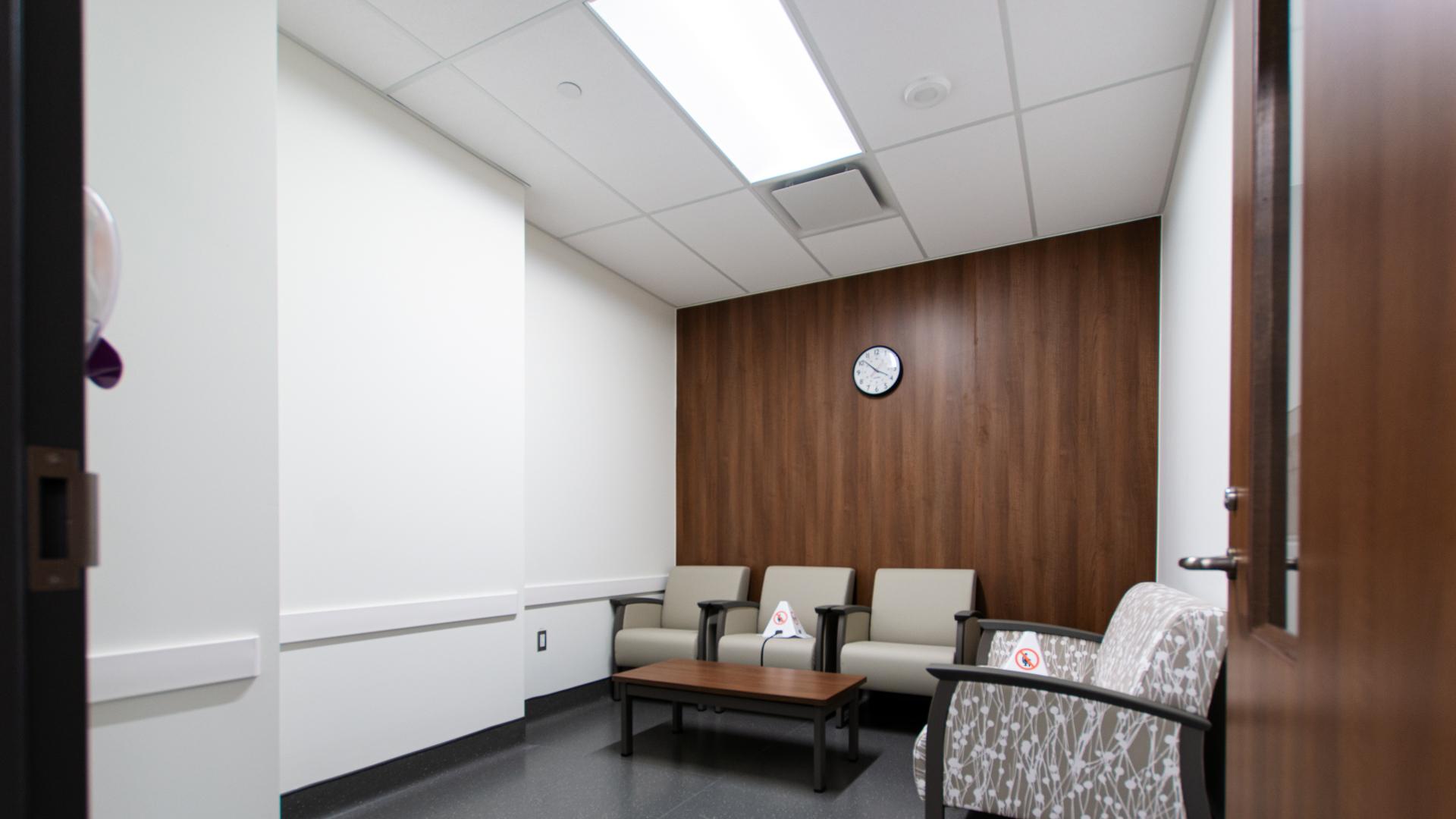 Quiet Room 8 East